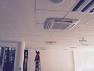 Realizované kazetové stropy